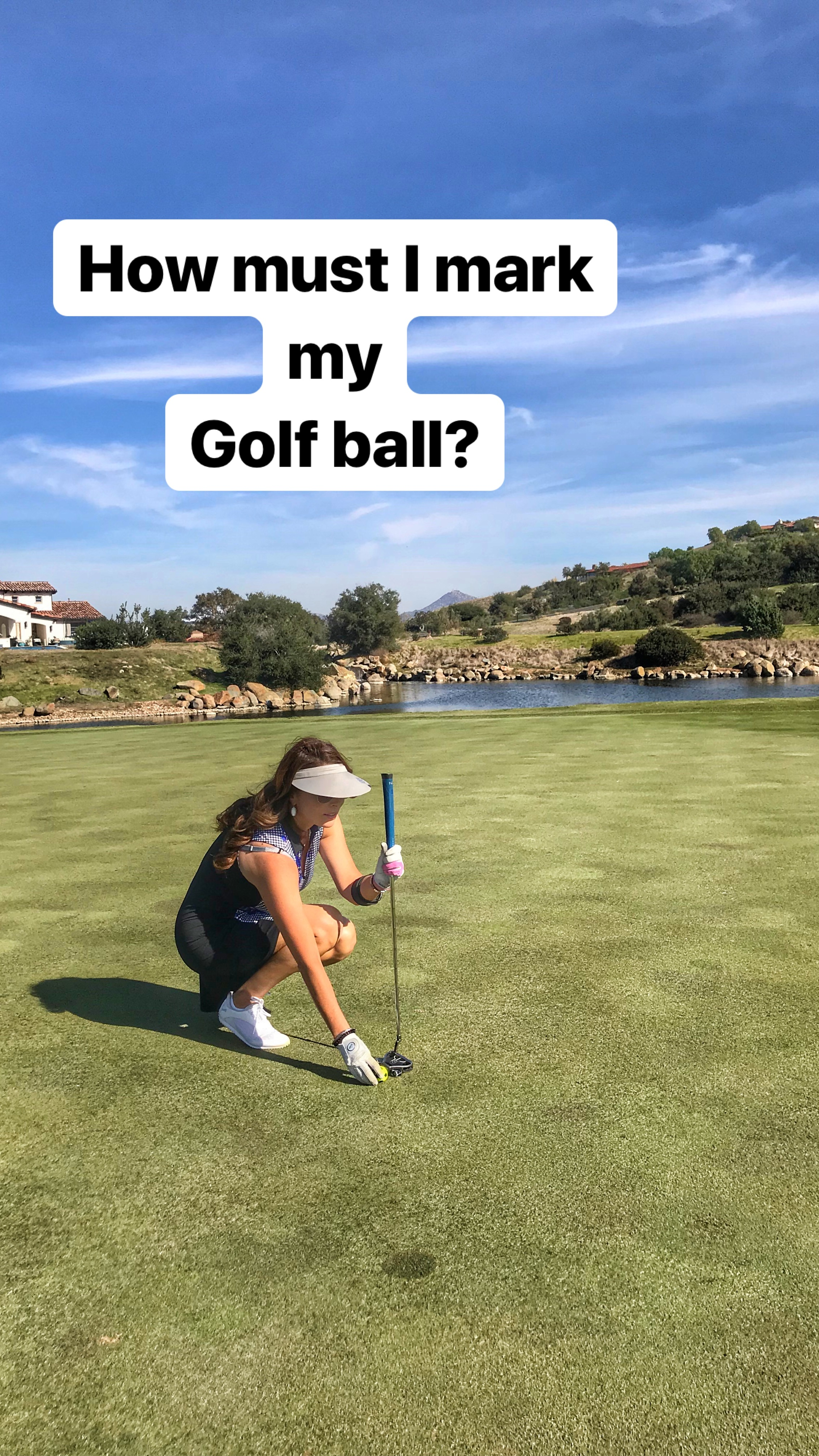 how-should-you-mark-your-golf-ball-on-the-green