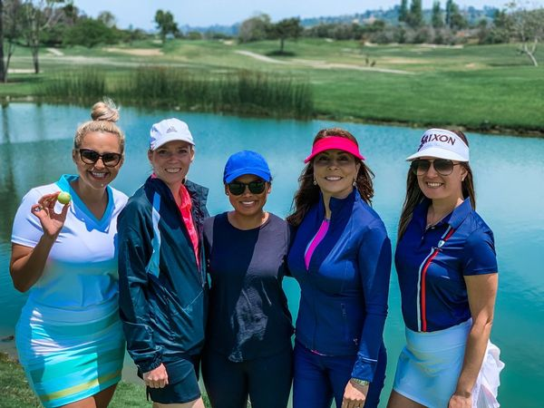Girlfriend's Guide to Golf Women's On-Course Experience