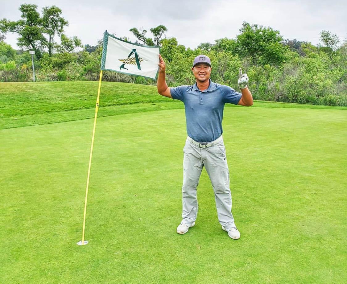 Jason Hong, PGA